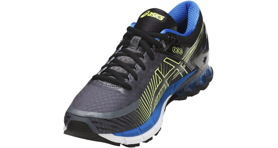 asics Gel-Kinsei 6 Shoes Men carbon/black/electric blue
